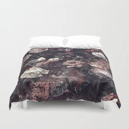 EXOTIC GARDEN - NIGHT III Duvet Cover