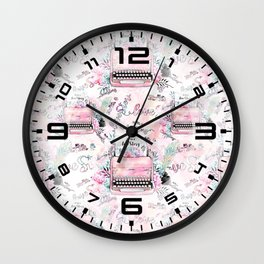Love story Wall Clock