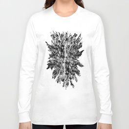 Metropolis (for other colors, see Black Ice and Starburst) Long Sleeve T-shirt