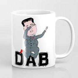 Kim Jong Un Dabbing Coffee Mug