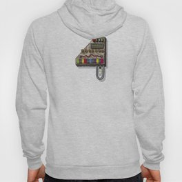 MACHINE LETTERS - 4 Hoody