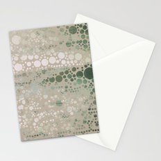 Sea Glass -- Abstract  Stationery Cards