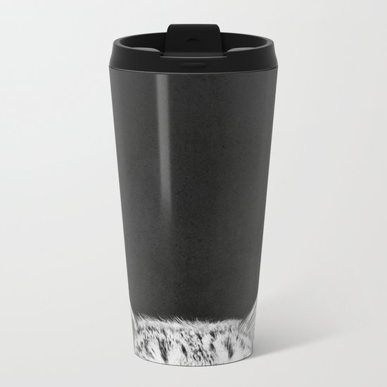 You asleep yet? Metal Travel Mug