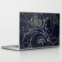 mosaic Laptop & iPad Skins featuring Mosaic  by KunstFabrik_StaticMovement Manu Jobst