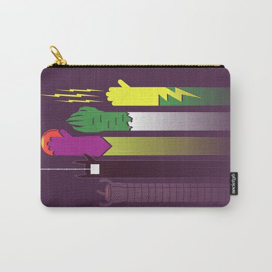Villains Carry-All Pouch