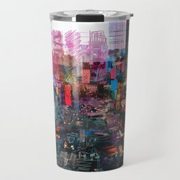 Sweet City Travel Mug