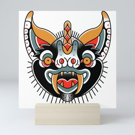 Bats Mini Art Print
