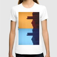 denver T-shirts featuring Denver, Colorado by Augustina Trejo