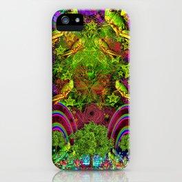 Grasshopper Dream Land iPhone Case