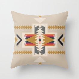 goldenflower Throw Pillow