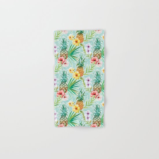 Tropical Summer #6 Hand & Bath Towel