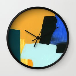 color and form 18-01 Wall Clock