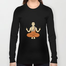 Spiritual peace, unfuck the world ;) Long Sleeve T-shirt
