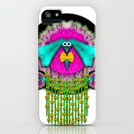 love  me give me a home iPhone Case