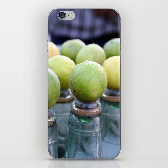 Lemon Sodas iPhone & iPod Skin
