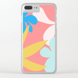 Back To POP #society6 #buyart #pop Clear iPhone Case