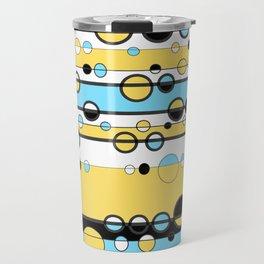 70's Space Buble Travel Mug