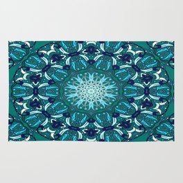 Storyteller (lush meadow) Rug
