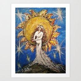 Intercessor Art Print