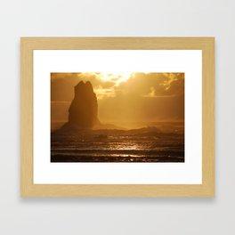 The Big Bake Framed Art Print