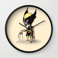 Zomberine Wall Clock