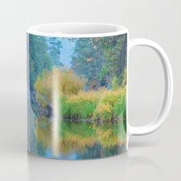 Autumn Dawn at Merced River Coffee Mug