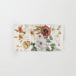 Wildflower Bouquet Hand & Bath Towel