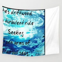 Driftwood Wall Tapestry