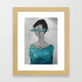 m. wonderwall Framed Art Print