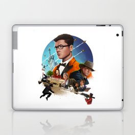 Kingsman - The Golden Circle Laptop & iPad Skin
