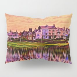 Imagine (Digital Art) Pillow Sham