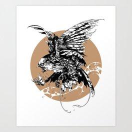 Spiritcatcher Art Print