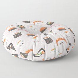 Sushi Gang Floor Pillow