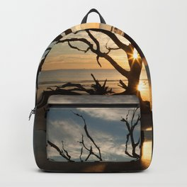 Tree and Driftwood Backpack
