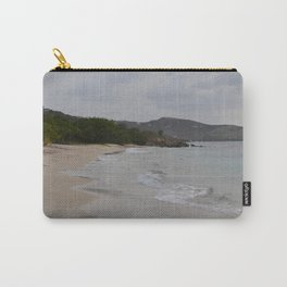 St. Croix: Beach View Carry-All Pouch