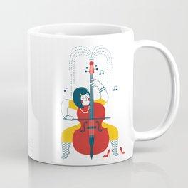 Cellist Coffee Mug