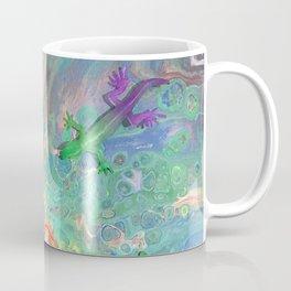 Lizards O' My Coffee Mug