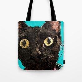 Kismet Kitty Tote Bag