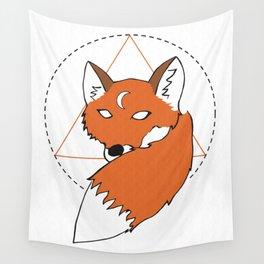 REGINALD THE FOX Wall Tapestry