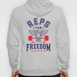 Reps For Freedom Hoody