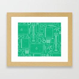 Essentials Framed Art Print