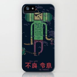 Heir of all cosmos, astray iPhone Case