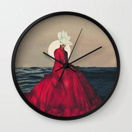 Distant Fragility Wall Clock