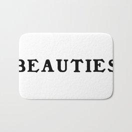 Beauties Bath Mat