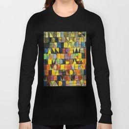 Paul Klee Once Emerged from the Gray of Night Long Sleeve T-shirt