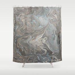 Rock Life Shower Curtain