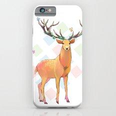 Deer and Diamonds iPhone 6s Slim Case
