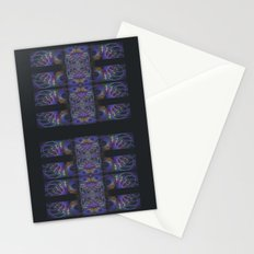 The Calligraphers Madness III Stationery Cards