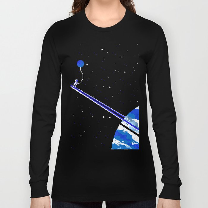 Forever Saturnine Long Sleeve T-shirt