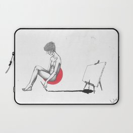 rossomelo4 Laptop Sleeve